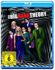 The Big Bang Theory - Staffel 6 [Blu-ray]