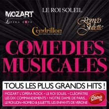 Comedies Musicales 2010