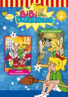 Bibi Blocksberg und die Weihnachtsmänner/Wo ist Kartoffelbrei ?