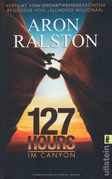 Buch 127 Hours - Im Canyon