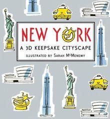 New York: A 3D Keepsake Cityscape (Panorama Pops)