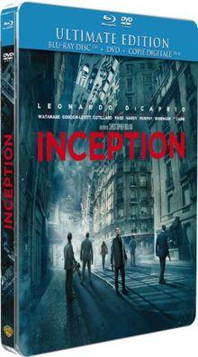 Inception [Blu-ray] [FR Import]