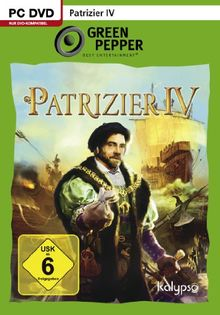 Patrizier IV [Green Pepper]