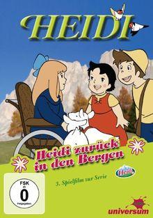 Heidi zurück in den Bergen (3. Spielfilm zur Serie)