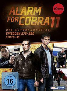 Alarm für Cobra 11 - Staffel 35 [2 DVDs]