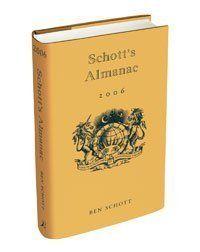Schott's Almanach 2006
