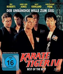 Karate Tiger 4 - Best of the Best [Blu-ray]