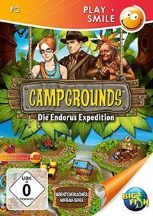Campgrounds: Die Endorus Expedition