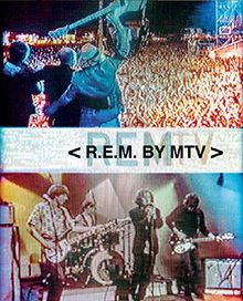 R.E.M. - By MTV [Blu-ray]