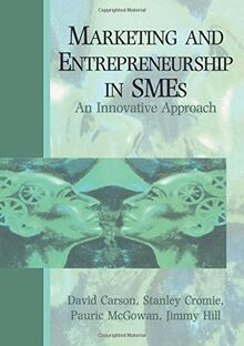 Marketing and Entrepreneurship in SME's: An Innovative Approach