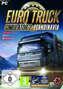 Euro Truck Simulator 2: Scandinavia Add-On