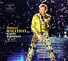 Johnny Hallyday - Happy Birthday Live - Parc De Sceaux