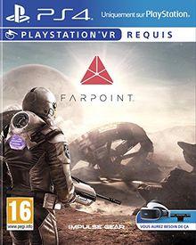Farpoint Jeu VR