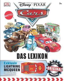 Disney Pixar CARS. Das Lexikon: Über 300 Original-Modellautos
