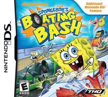 Spongebob Boating Bash [UK Import]