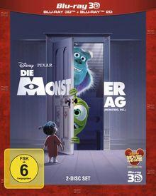 Die Monster AG (+ Blu-ray) [Blu-ray 3D]