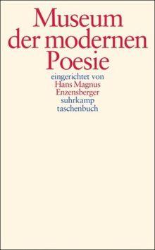 Museum der modernen Poesie (suhrkamp taschenbuch)