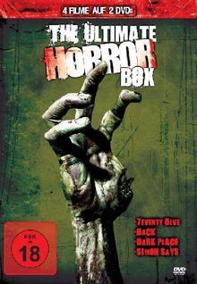 The Ultimate Horror Box *4 Filme!* [2 DVDs]