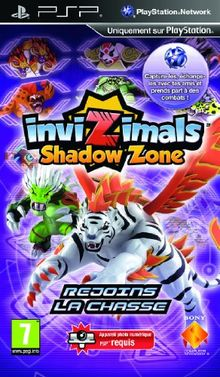 Third Party - Invizimals Shadow Zone Occasion [ PSP ] - 0711719169475