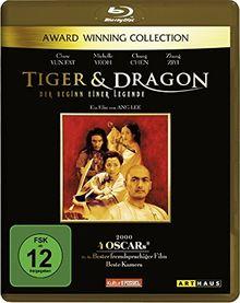 Tiger & Dragon - Der Beginn einer Legende - Award Winning Collection [Blu-ray]