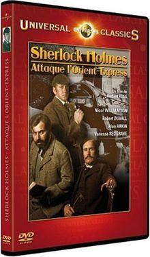 Sherlock holmes attaque l'orient-express [FR Import]