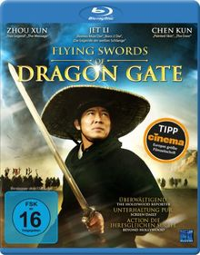 Flying Swords of Dragon Gate [Blu-ray]