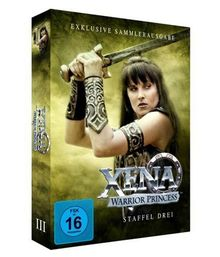 Xena, Warrior Princess: Staffel 3 (6 DVDs)