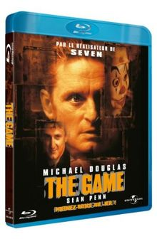 The game [Blu-ray] [FR Import]