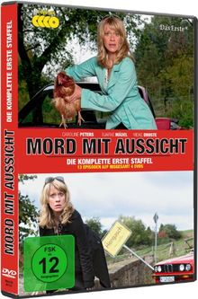 Mord mit Aussicht 1 Staffel Gesamtbox (4DVD)