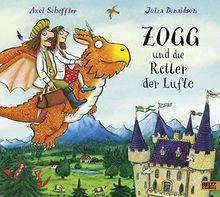 Zogg und die Retter der Lüfte: Vierfarbiges Bilderbuch. Aus dem Englischen übertragen von Salah Naoura