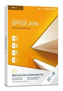 S.A.D Videolernkurs Office 2016