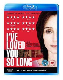 I've Loved You So Long [Blu-ray] [UK Import]