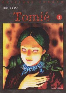 Tomié, Tome 1 : (Frissons)