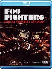 Foo Fighters - Live At Wembley Stadium [Blu-ray]