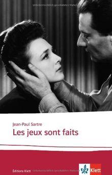 Les jeux sont faits: Texte et documents. Lektüren Französisch