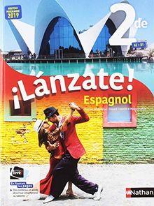 Espagnol 2de A2>B1 Lanzate!