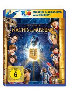 Nachts im Museum 2 (+ Rio Activity Disc) [Blu-ray]