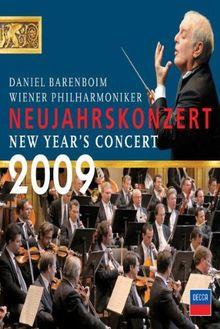 Neujahrskonzert 2009 - Daniel Barenboim [Blu-ray]