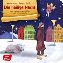 Die heilige Nacht: Eine Weihnachtsgeschiche nach Selma Lagerlöf. Mini-Bilderbuch. (Bilderbuchgeschichten)