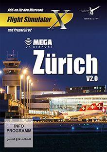 Flight Simulator X - Mega Airport Zürich V2.0 (Add-On)
