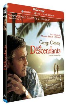The descendants [Blu-ray] [FR Import]