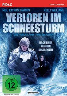Verloren im Schneesturm - Eine Familie kämpft ums Überleben (Snowbound) / Spannendes Schneedrama basierend auf einer wahren Begebenheit (Pidax Film-Klassiker)