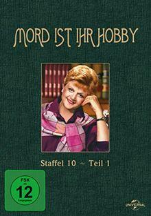 Mord ist ihr Hobby - Staffel 10.1 [3 DVDs]