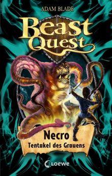 Beast Quest 19. Necro, Tentakel des Grauens