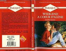 WEEK-END A COEUR D'ALENE - DANCING IN THE DARK