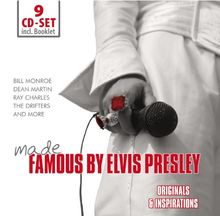 Made Famous By Elvis Presley: Bill Monroe, Dean Martin, Ray Charles, The Drifters, uvm!