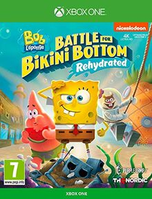 SpongeBob Schwammkopf: Kampf um Bikini Bottom - Rehydrated Xbox One Game