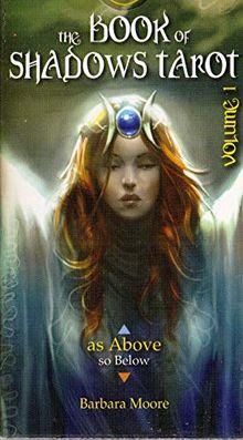 """Book of Shadows Tarot Voli: """"as Above"""""""