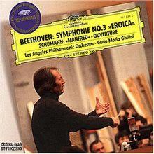 Sinfonie 3 / Manfred-Ouvertüre