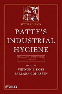 Patty's Industrial Hygiene: Volume 2: Evaluation and Con... | Buch | Zustand gut